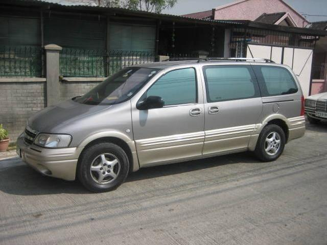 02 <strong>Chevrolet</strong> Venture