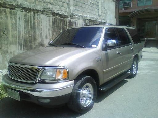 02 ford expedition in cebu