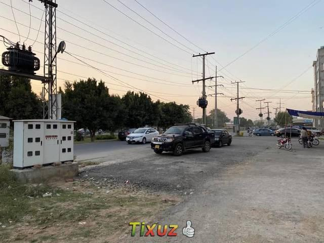 04 Marla Possession Commercial Plot For Sale In State Life F Block