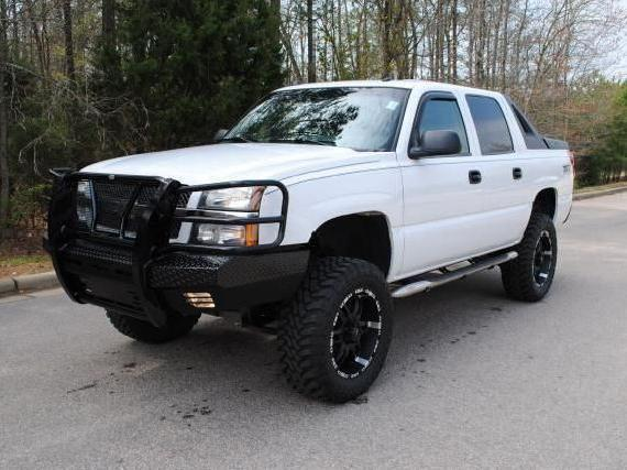 Chevy Dealers Phoenix Az 05 Chevy Avalanche Lifted 4x4 Local Trade In Clean Carfax