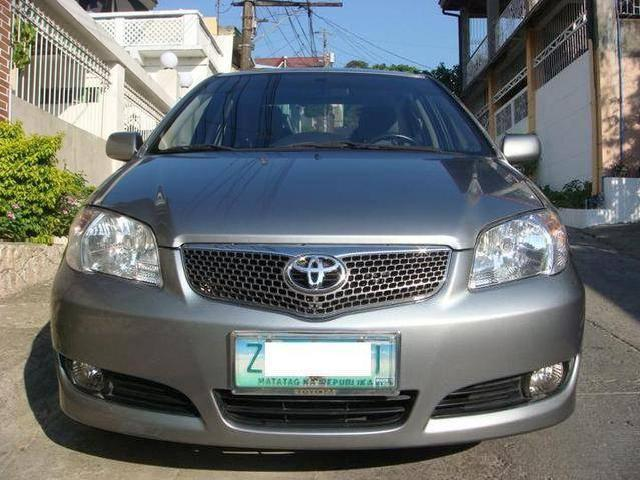 06 Toyota Vios 1.5g A/t Like New! 30k Mileage Only!