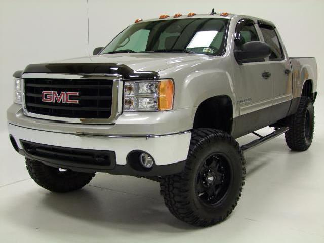 4 inch lift for 08 gmc 2500 4x4 autos post. Black Bedroom Furniture Sets. Home Design Ideas