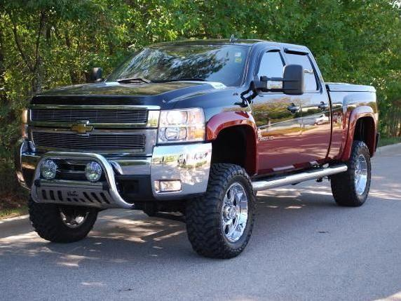 Lifted 1999 Chevy Crew Cab 08 Chevy Crew Cab Lifted 4x4