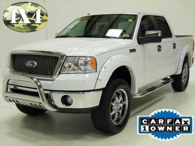2008 Ford F 150 Fx4 In Houston Tx: Ford F150 Lifted Houston Texas