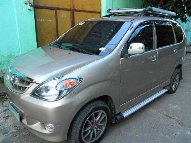 Toyota Avanza Roof Carrier