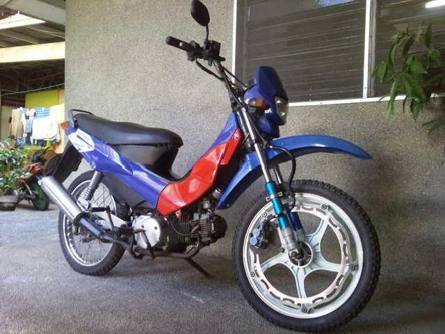 100 peso daily only and own a honda xrm 110
