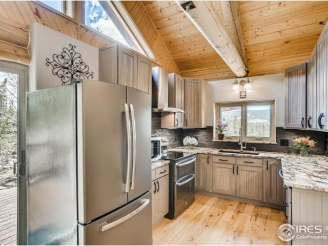 1015 Pearl Creek Rd, Red Feather Lakes, Co 80545