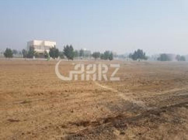 10 Kanal Commercial Land For Sale In Attock Fateh Jang Road