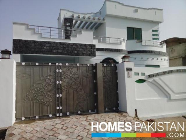 10 Marla 4 Bedrooms Beautiful Location House For Sale In Arsal Town