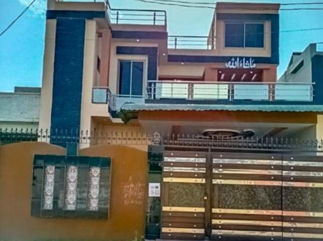 10 Marla Area, 2 Manzla Kothi For Sale In Shalimar Colony