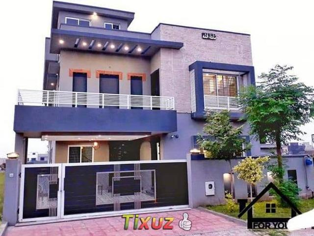 10 Marla Beautfull Investor Rate House For Sale Batria Town Phase 8