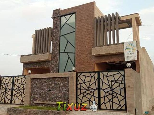 10 Marla Brand New House For Sale In Rmt By Albait Homes