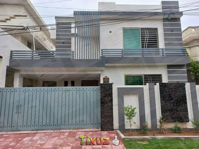 10 Marla Double Storey House For Sale At Sector3 Gulshan Abad