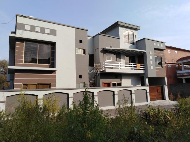 10 Marla House For Sale In Abbottabad Opposite Chan Plaza Jhangi