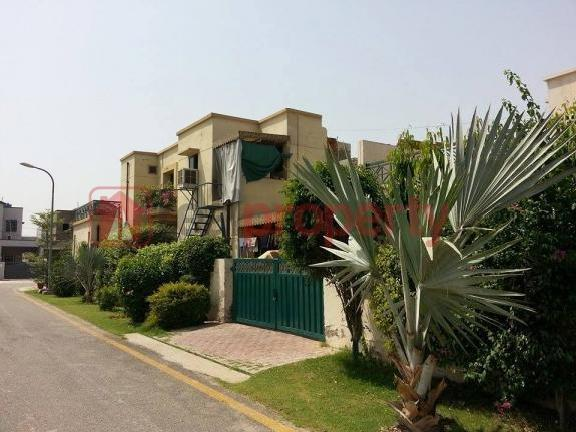 10 Marla House For Sale In Eden Canal Villas Thokar Sa 1½ Km Canal Bank Road Lahore