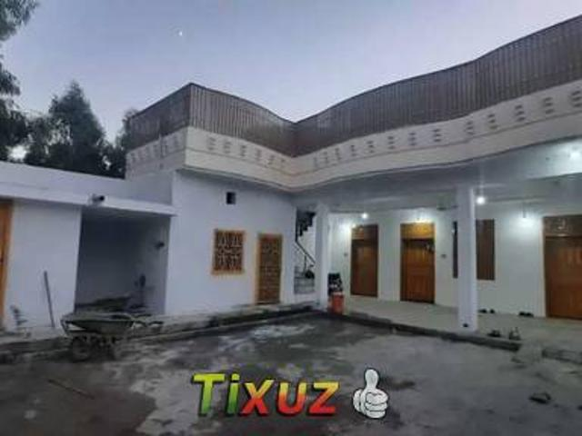 10 Marla House For Sale In Gohati