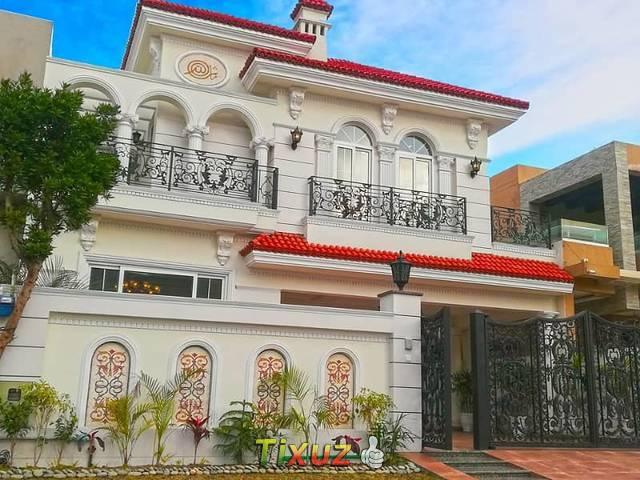 10 Marla House For Sale In Iris Block Bahria Town Lahore