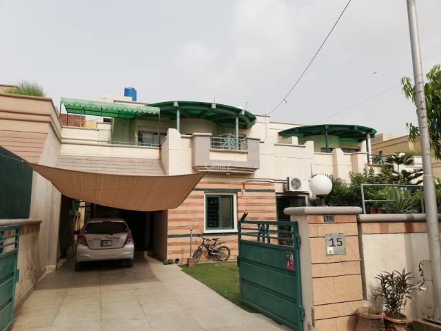 10 Marla House For Sale In Lahore Nishat