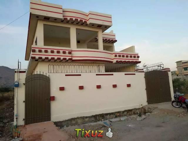 10 Marla New House For Rent