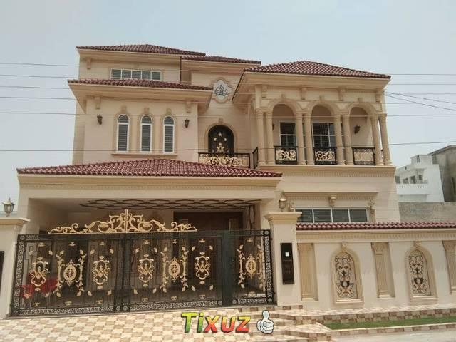 10 Marla New Spanish Luxury House For Sale In Royal Palm City Sahiwal
