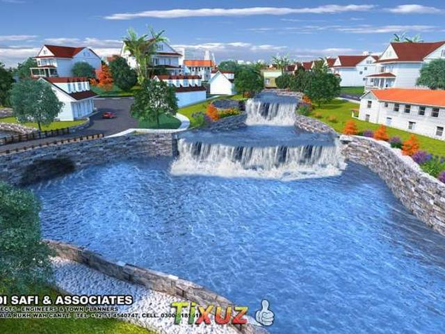 10 Marla Plot Available For Sale At Shimla Hill Road Abbottabad