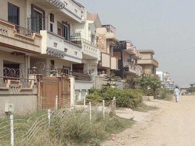 10 Marla Plot For Sale In Islamabad G 13/2