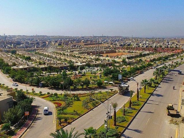10 Marla Plot For Sale In Rawalpindi Bahria Town Phase 8