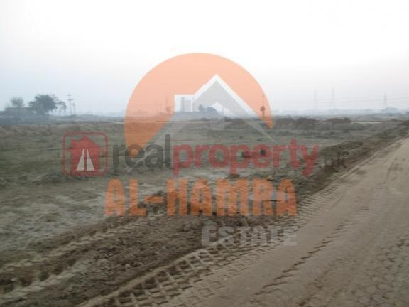 10 Marla Plot No. 176, Bolan Block, Dc Colony, For Sale