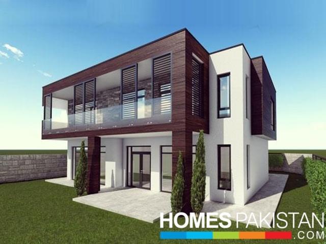 10 Marla Prime Location Boulevard Basement House For Sale
