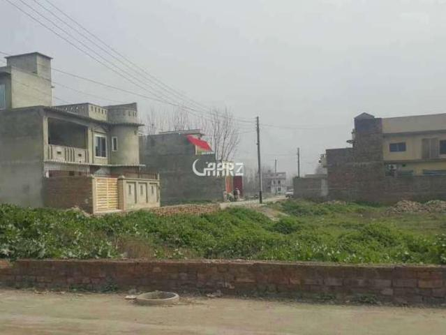 10 Marla Residential Land For Sale In Faisalabad Phase 2