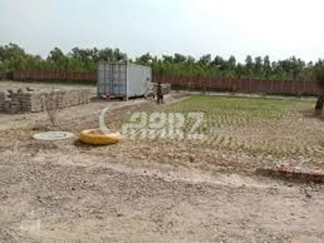 10 Marla Residential Land For Sale In Lahore Central Park Housing Scheme