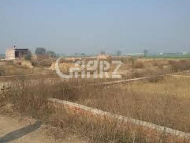 10 Marla Residential Land For Sale In Lahore Pak Arab Society Phase 1