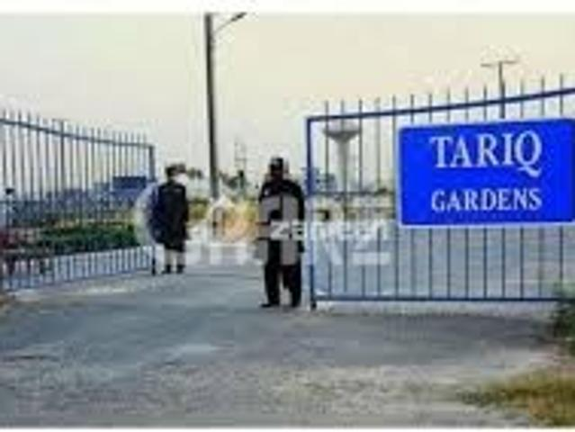 10 Marla Residential Land For Sale In Lahore Tariq Gardens Block A