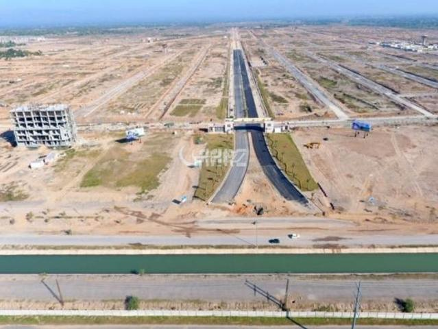 10 Marla Residential Land For Sale In Peshawar Dha Phase 1 Sector G