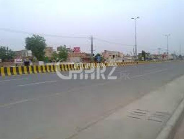 10 Marla Residential Land For Sale In Rawalpindi Bharia Extension