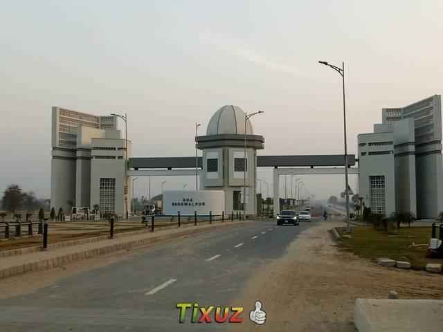 10 Marla Residential Plot Is Available For Sale In Dha Bahawalpur Sect