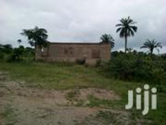 10 Plots Of Land At Aganga Area, Osogbo For Sale