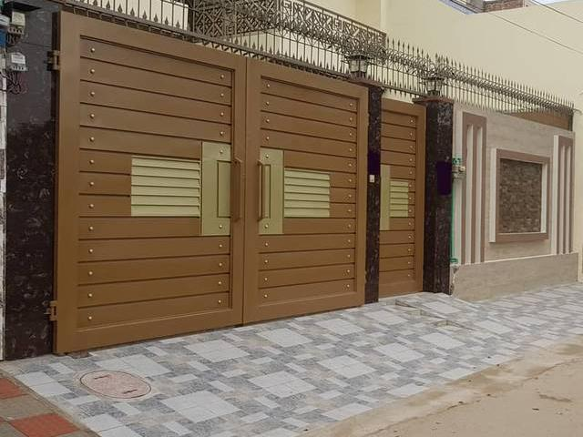 10marla Double Storey Elegant Spaciously Constructed House For Sale