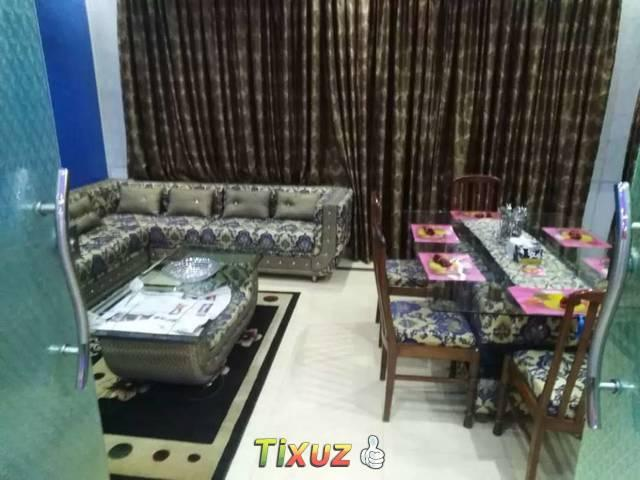 10marla Lower Portion With Seprate Entrance For Rent In Wapda Town