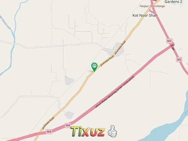 1125 Square Feet Residential Plot Is Available For Sale In Lahore J