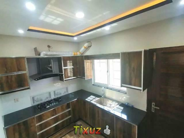11 Marla Brand New Double Story House For Sale Faiz7 Free Commection