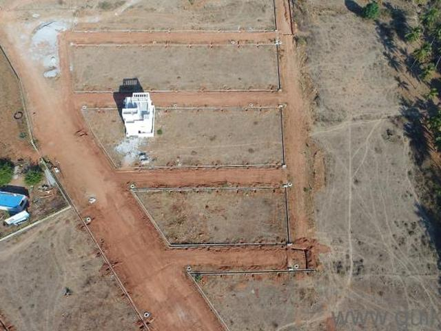 1200 Sq. Ft Plot For Sale In Sathagalli Layout, Mysore