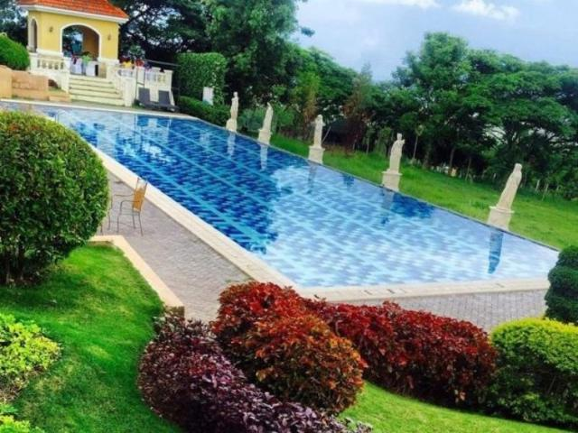 120 Sqm Overlooking Lot For Sale In Azienda Milan Talisay City