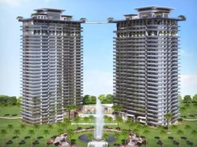 1217 Sq. Ft. Studio For Sale In Central Park Bellavista Towers At Rs 2.27 Cr, Gurgaon | Sq...