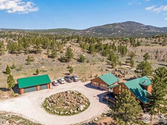 126 Piaute Ct, Red Feather Lakes, Co 80545