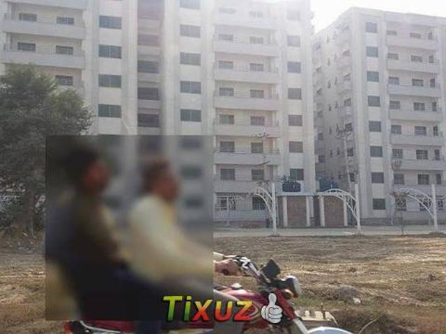 12 Marla 4 Bedrooms Flat Available For Rent In Askari 11 Lahore