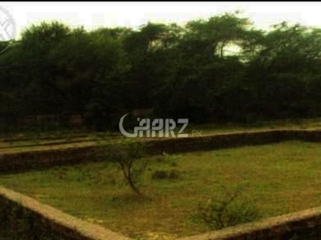 12 Marla Plot For Sale In Sialkot Durrani Town