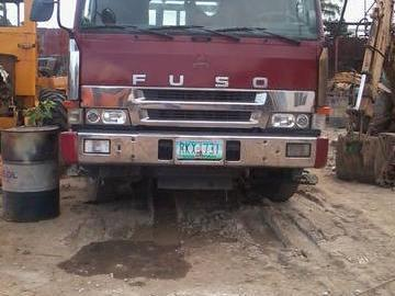 12 Wheeler Fuso 8dc11-28 Self-Loader <strong>Truck</strong>