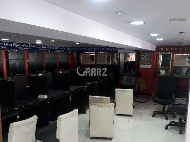1350 Square Feet Commercial Office For Rent In Lahore Main Boulevard Gulberg