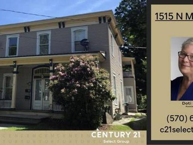 1515 N Main Street 4 Family Home In Historic Honesdale Honesdale, Pa